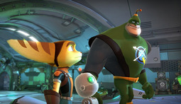 Ratchet and Clank Expose Themselves In 'Full Frontal Assault'