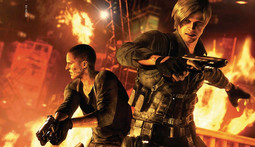 Bioterrorism Returns In 'Resident Evil 6'