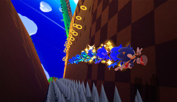 'Sonic Lost World' Sends Your Favo