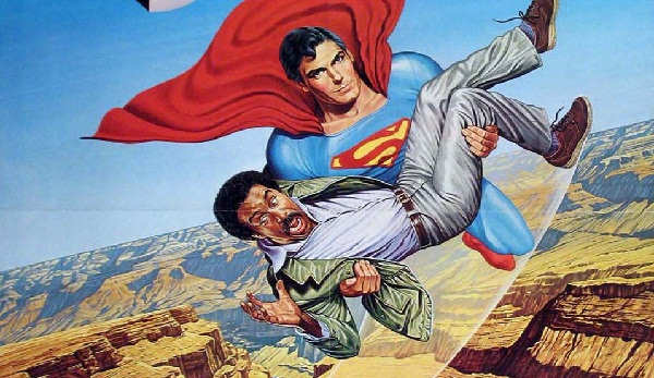 "Richard Pryor In ""Superman III"""