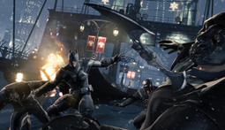 'Batman: Arkham Origins' Explores The Dark Knight's Longest Night