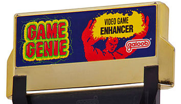 Game Genie Will Magically Reappear at CES