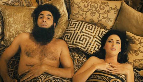 New Super Bowl Spot For The Dictator