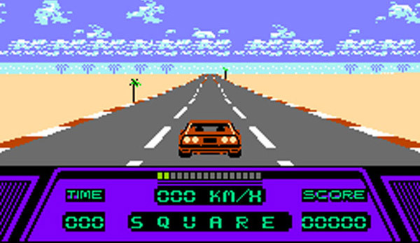 GTTV and Chevy Present the History of Driving Games Rad Racer