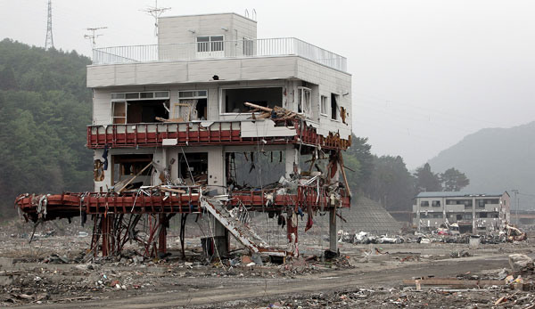 The Japanese Turn in $78 Million That Belongs to Tsunami Victims