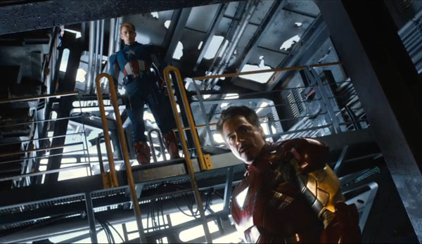 First Official Trailer for The Avengers