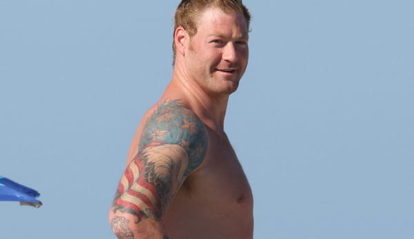 Carolina Panthers' Jeremy Shockey
