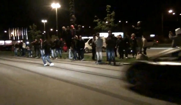 Super Mario Is Apparently Swedish, Jumps Over Lamborghinis