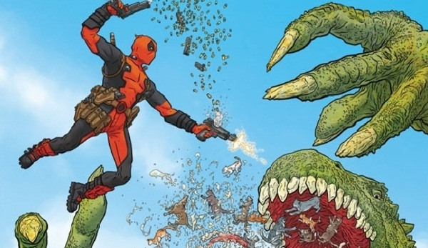 Deadpool Marvel Now Interview