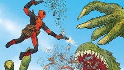 Brian Posehn On Deadpool: A Geek's Dream Come True