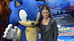 Danica Patrick in Sonic All Stars & Real People We Wanna See in Video Games
