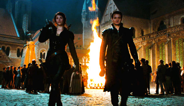 New Trailer for Hansel & Gretel: Witch Hunters