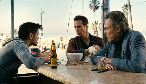 New Red band trailer for Seven Psychopaths