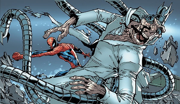 Dan Slott On The Death of Peter Parker And His Love Of Spider-Man