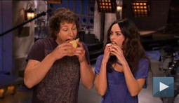 Megan Fox is Bringing Sexy Back to SNL