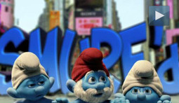 New Smurfs Teaser Trailer