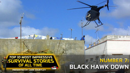 Survival Stories #7: Black Hawk Down/The Battle of Mogadishu