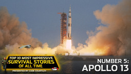 Survival Stories #5: Apollo 13