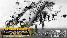 Survival Stories #4: Uruguayan Air Force Flight 571 Andes Rugby Team Disaster