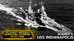 Survival Stories #3: USS Indianapolis