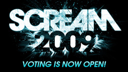 Scream 2009: Vote Now!