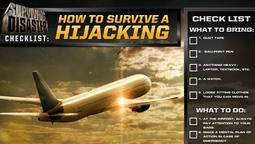 Disaster Checklist: How To Survive A Hijacking