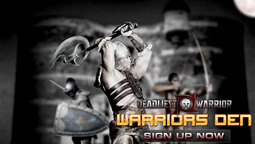 Deadliest Warrior: Join The Warriors Den!
