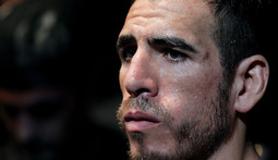 Kenny Florian at Featherweight