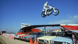 Five of the Greatest Motorcycle Stunts Ever