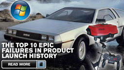 The Top 10 Epic Failures in Product Launch History
