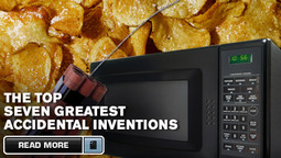 The Top Seven Greatest Accidental Inventions
