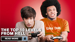 The Top 10 Video Game Levels from Hell