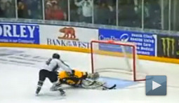 As Expected, the Greatest Shoot-Out Goal Ever Comes from a Defenseman on the Muskegon Lumberjacks
