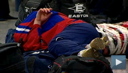"""Russian Hockey Team Asked to """"Stop Being So Drunk"""" Before Getting Kicked off of Plane"""
