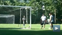 Fancy Soccer Shots Get Better with Age