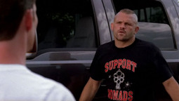 Chuck Liddell Gets in Fight Over Parking Spot
