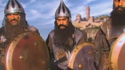 Blood on the Sand: Roman Centurion vs. Rajput