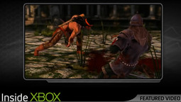 Inside Xbox Previews Deadliest Warrior: The Game!