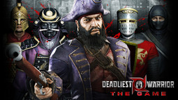 Deadliest Warrior Game Now Available!