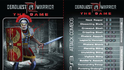 Get Your PlayStation 3 Warrior Cards