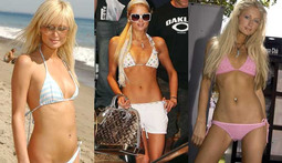 Bikini Poll of the Week: Paris Hilton