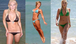 Bikini Poll of the Week: Brooke Hogan