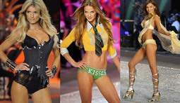 The 2008 Victoria's Secret Fashion Show Photo Gallery
