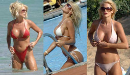 Bikini Poll of the Week: Victoria Silvstedt