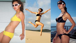 Bikini Poll of the Week: Girls Wearing Sunglasses