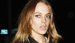 Lindsay Lohan is DUMPED