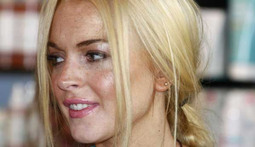 Was Lindsay Lohan's Sex Tape Stolen?