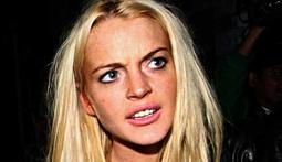 Lindsay Lohan's Boozy Meltdown
