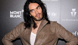 Russell Brand Hired a Team to Get Chicks