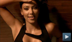 Kim Kardashian Wins with Sexiest Super Bowl Commercial